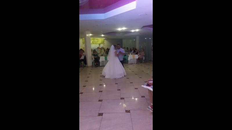 Танец отца и дочери ❤