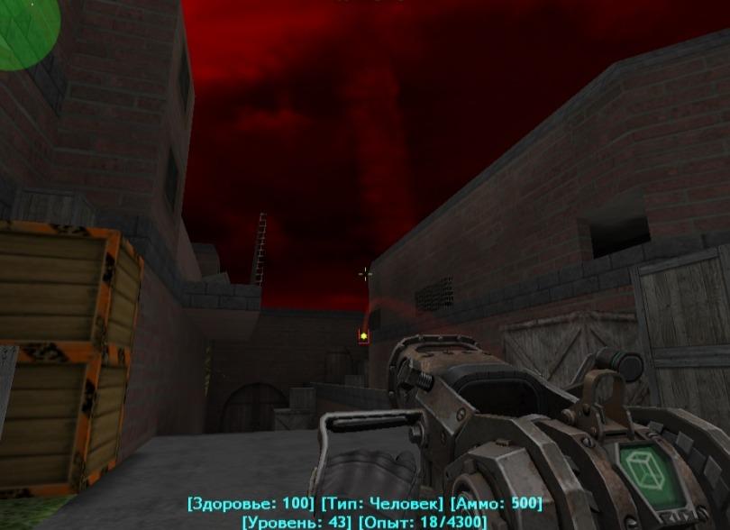 [CS 1.6] Extra Item - Junk Gun (Автомат)