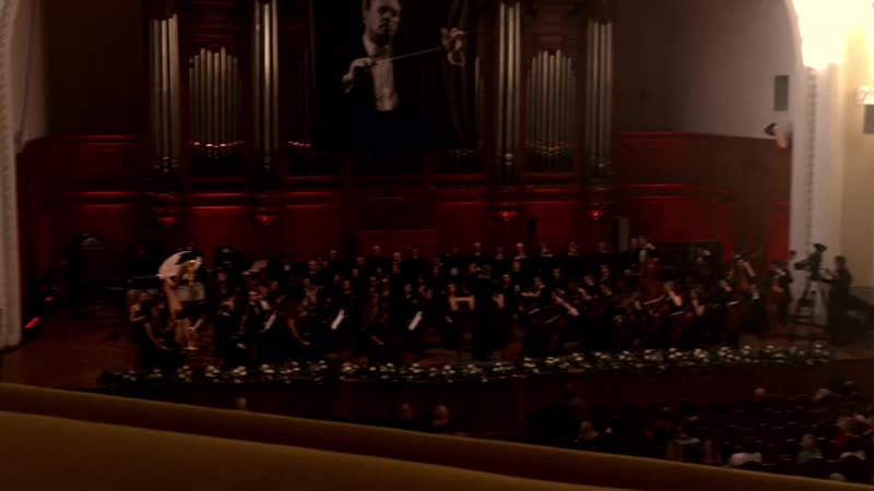 "•Moscow Conservatory •Ural Youth Symphony Orchestra ""Francesca da Rimini"" •Tchaikovsky composer 11.11.2018 at 12:00 🕛"