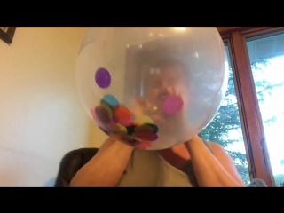 SugarSweetz - A Confetti Balloon
