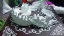 Học làm bánh kem [phần 3] bắt thú con Rồng RoSa HAPPY BIRTH DAY Cream cake Gagron 👑