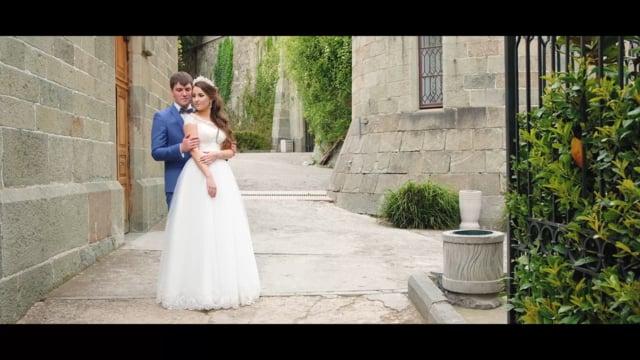 KITKAT FILMS Wedding clip D V 4K