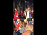 Всероссийский фестиваль-марафон Песни России 2018 и Надежда Бабкина.