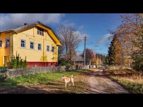 Осень 2018 года в Нижнеслободском сельском поселение.