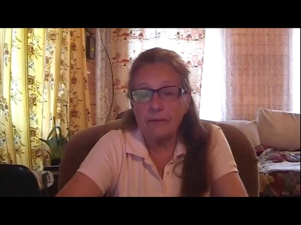 НОД СССР - Председатель Верховного Совета СССР Реунова В.И. разъясняет!