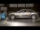 Euro NCAP Crash Test of Audi A6