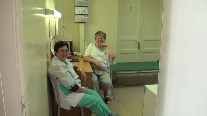визит на 1 отделение
