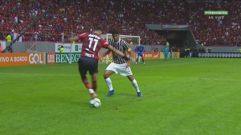 Lucas Paquetá vs Fluminense HD 720p (07/06/2018)