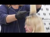 Анонс мастер-класса Елены Чубуновой 5 золотых правил окрашивания седых блондинок