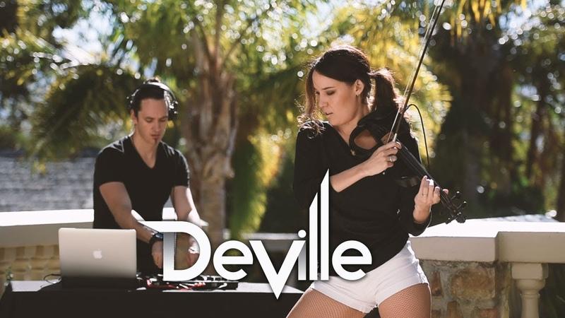 DeVille | Electric Violin DJ Collab | Sing it Back Throwback Mix