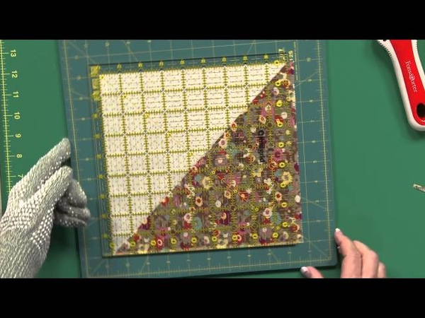 How to Make the Cartwheels In The Garden Quilt
