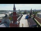 Парад Победы в Москве. Онлайн
