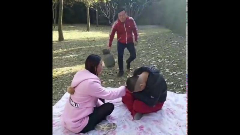 Troll ngu đường phố p8 - cười toác mỏ [Chinese - Style prank]