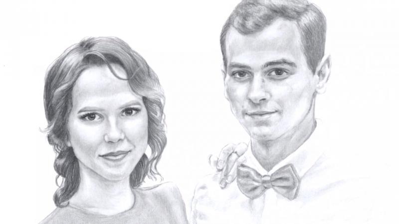Портрет пары ART I K