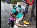 Rebecca @ Canoeing Birthday Party