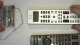 Пульт ДУ функция обучения от других пультов Remote Control