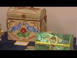 В выставочном зале Серовского исторического музея - «Свадебный сундук на Урале»