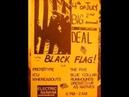 Black Flag Live @ The Electric Banana Pittsburgh PA 7 4 81 SOUNDBOARD MASTER 2ND SET