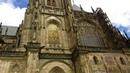 Грандиозный готический собор Святого Вита Прага Чехия
