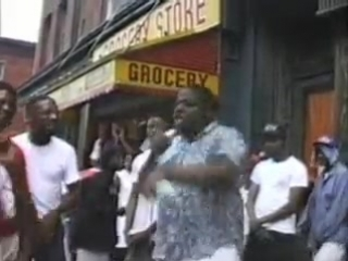 The Notorious B.I.G. - Freestyle battle on Brooklyn17 ears old (1989) (Live) | by Hip-Hop Temple
