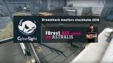f0rest (NiP) vs. Astralis Ace AK-47 DreamHack Stockholm 2018