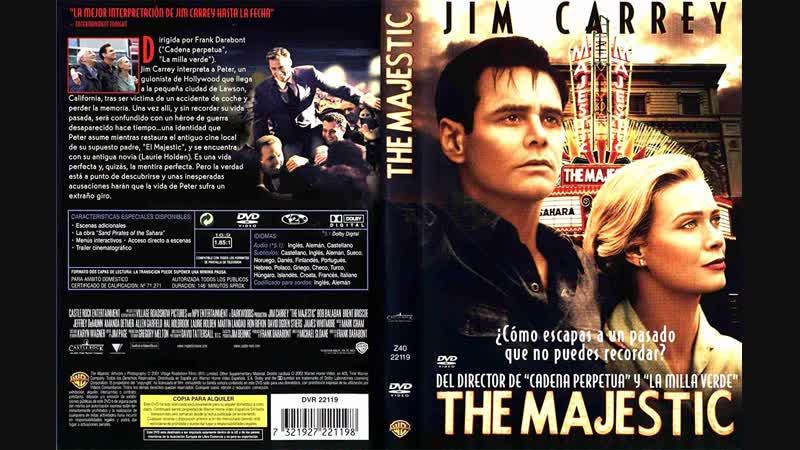 The Majestic Мажестик 2001 Eng 1080 / Джим Керри