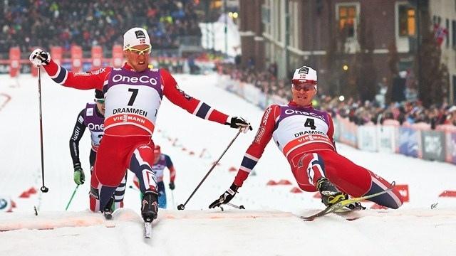 Лыжи 12.03.19