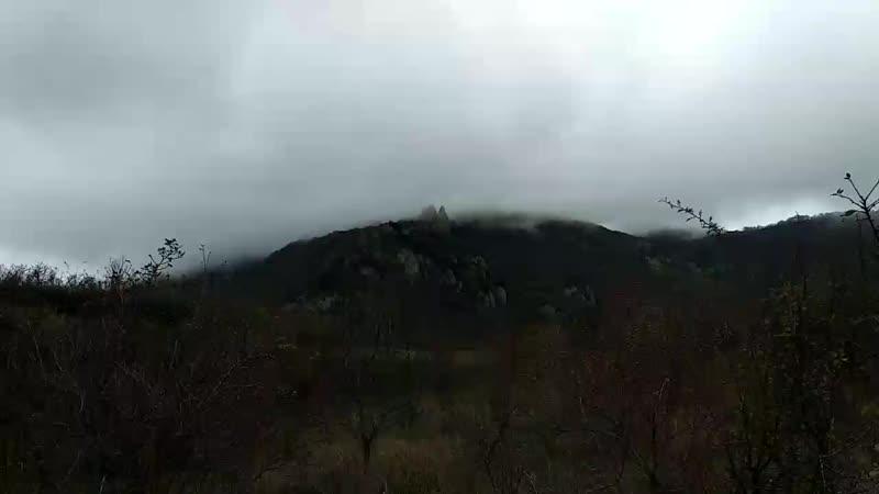 Oblaka tolko 3 minuti