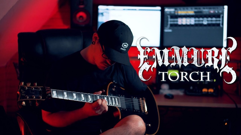 Emmure | Torch | Guitar Cover by one handed guitarist