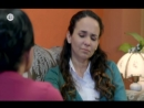 Escena de Erika Villalobos en Mi Espe Numero 25