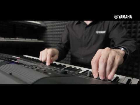 PSR-E453 – функция DJ PATTERN