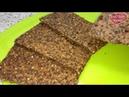 СУПЕР ПОЛЕЗНЫЕ ХЛЕБЦЫ с семенами льна в дегидраторе Dream Vitamin DDV-07 от RawMid.