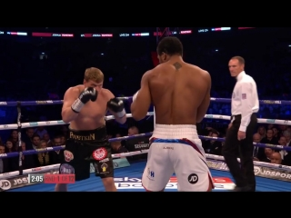 Anthony Joshua vs Alexander Povetkin. Энтони Джошуа - Александр Поветкин. Wembley Stadium. London. Boxing. 22.09.2018