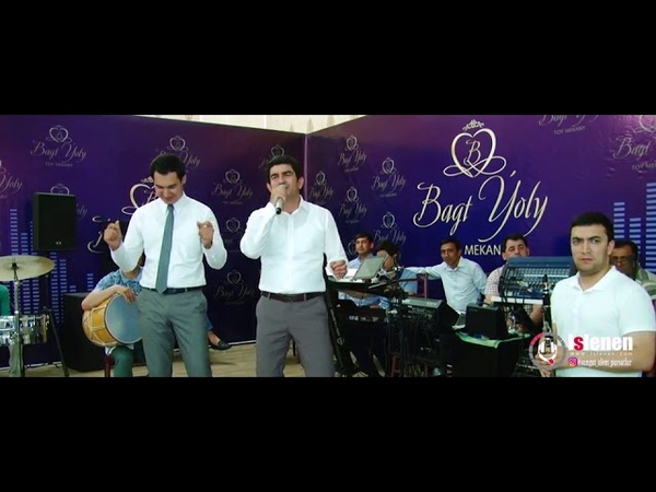 Hajy Yazmammedow ft Yhlas Hojagulyyew Anora