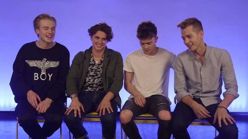 The Vamps Play What do you like
