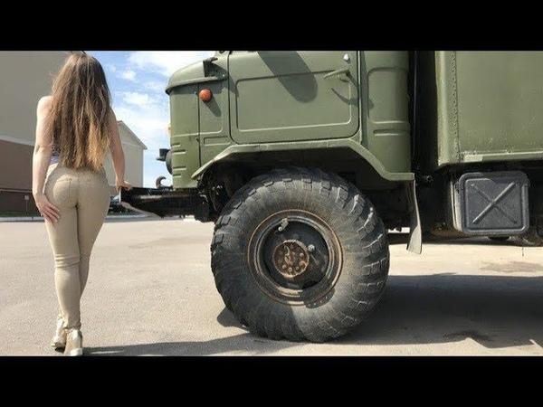 Обзор на ГАЗ-66 в миниатюре SSM » Freewka.com - Смотреть онлайн в хорощем качестве
