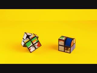 Хэппи Мил «Кубик Рубика». Как играть?