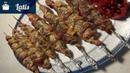 Изумительный люля кебаб в плетенном тесте - Супер рецепт!