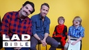 Little LADS Interview Deadpool 2's Ryan Reynolds & Rob Delaney, On Taylor Swift, Wolverine And Gin