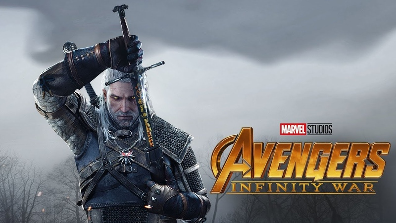 The Witcher 3: Wild Hunt Trailer - (Avengers: Infinity War Style)