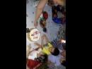 Инжу 3 жас туган кунинмен балапаным