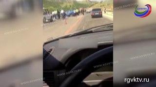 ДТП в Дагестане: четыре человека погибли