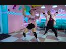 DOUBLE BLAST as BARBIE KEN _ HARLEEN JOKERS DANCE STUDIO