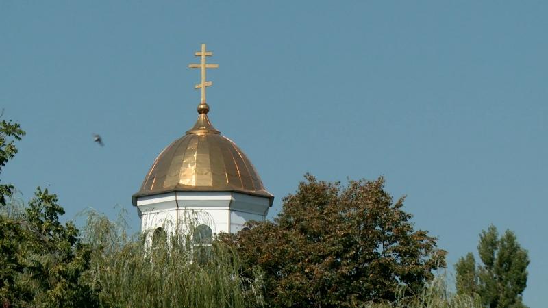 Архиерейское Богослужение на праздник Успения Пресвятой Богородицы в Майкопе
