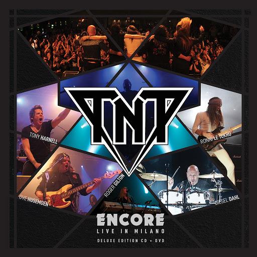 TNT альбом Encore - Live in Milan
