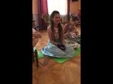 Киртан на встрече фейской санкиртаны