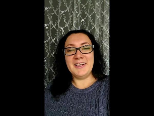 Наталья Вотрина - отзыв о Школе Библейских Миллионеров
