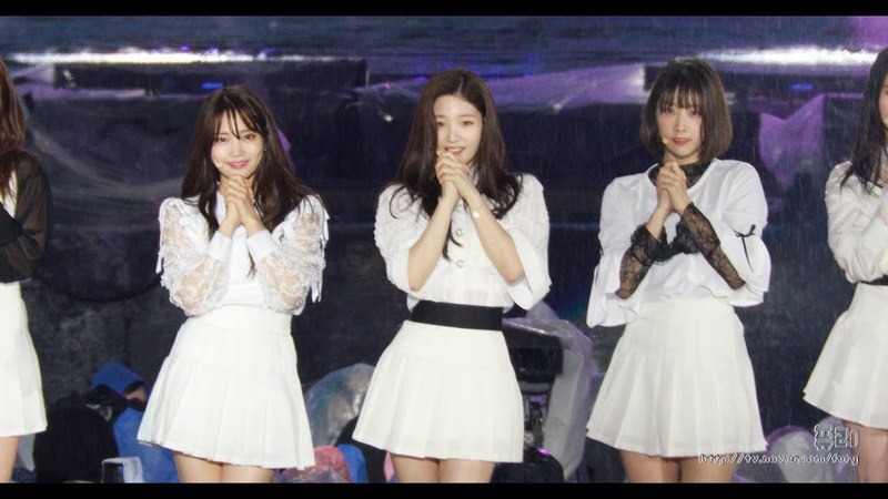180512 다이아(DIA) 정채연 - 그길에서 (2018 드림콘서트)