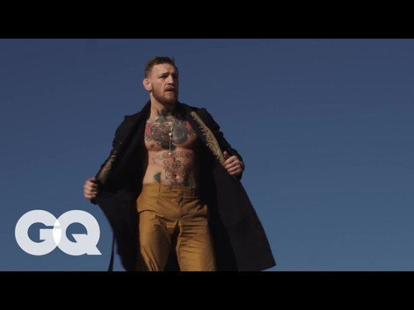 Conor McGregor Tells Us His Favorite Romantic Comedy GQ Style