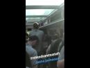 Հենրիխ Մխիթարյանը Ինստագրամի սթորի հավելվածում տեսանյութ է հրապարակել, որտեղ երևում է, որ հայտնի «Մի գնա» երգն անտարբեր չի թողե